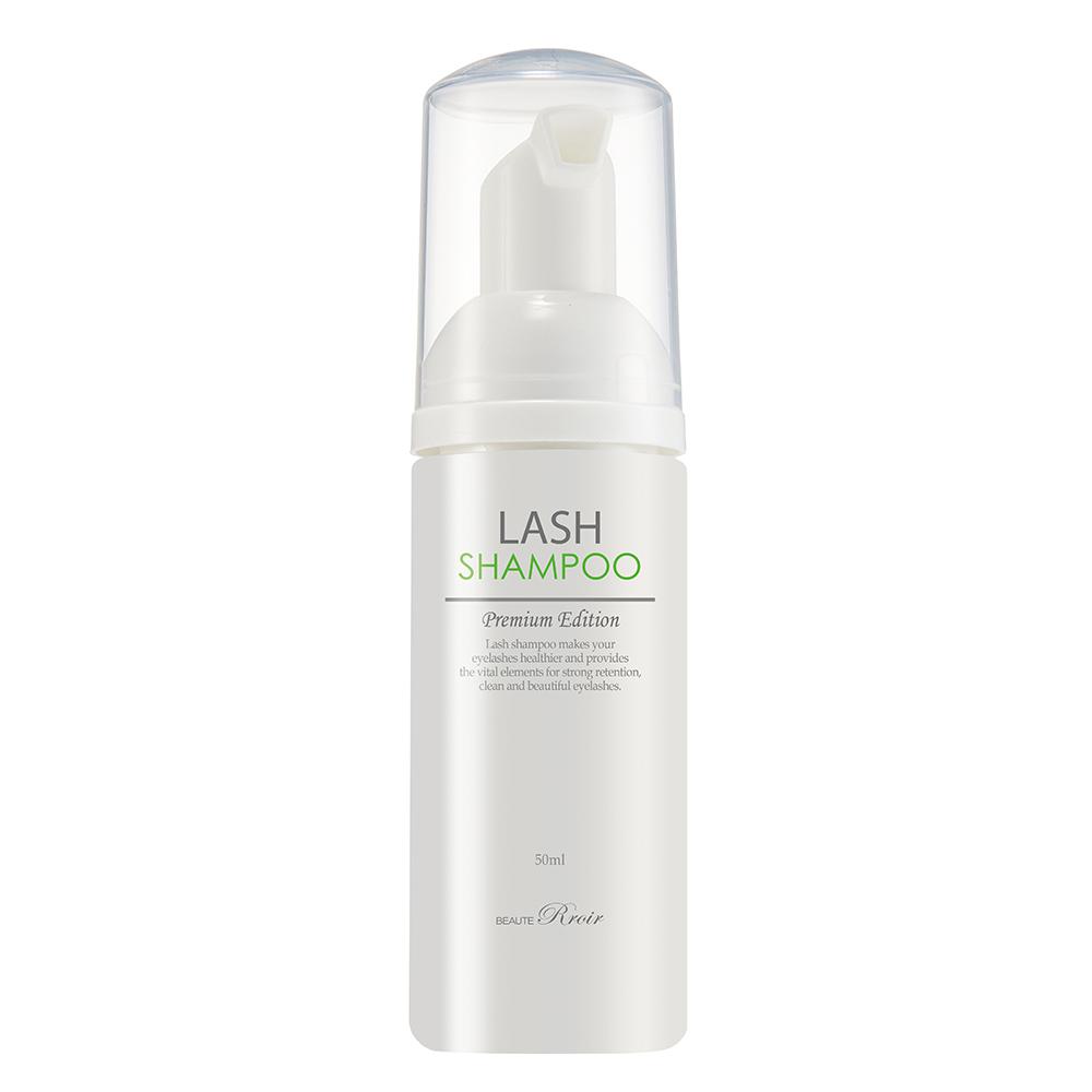 Lash shampoo